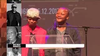 Jakarumba and Spikiri paying tribute to #RIPRobbieMalinga