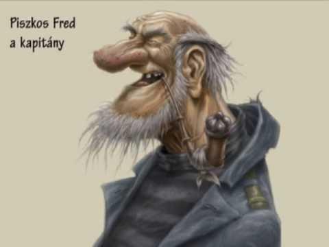 Kárpátia - Piszkos Fred