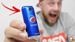 📱 Mini PEPSI Phone: další šílený telefon do sbírky! | WRTECH [4K]