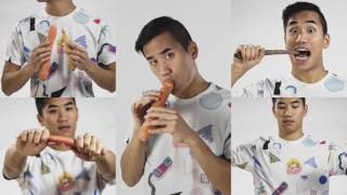 24K Magic By Bruno Mars played with 24 carrots. Andrew Huang.mp3