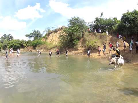 River Crossing, Maissade, Haiti