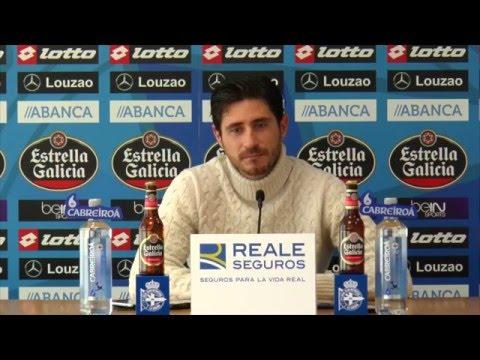 """Víctor: """"Ya pensamos en la recuperación de Fabricio"""""""