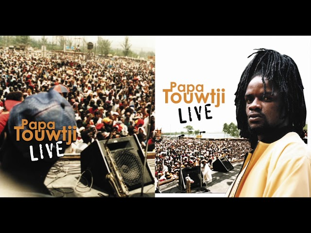 Papa touwtjie Live Veanti