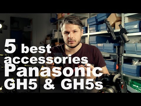 Five best accessories for the Panasonic GH5 and GH5s