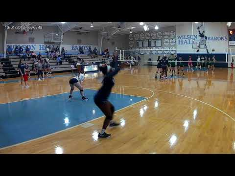 Baron Bash 100519 HH vs Thomas Sumter Academy Set 1