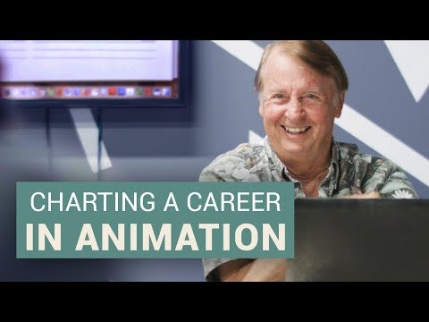 Professor Eric Van Hamersveld: Charting Your Career in Animation | Faculty Spotlight