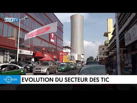 Evolution du secteur des TIC au Congo