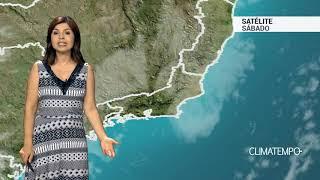 Previsão Grande Rio – Previsão de pancadas de chuva