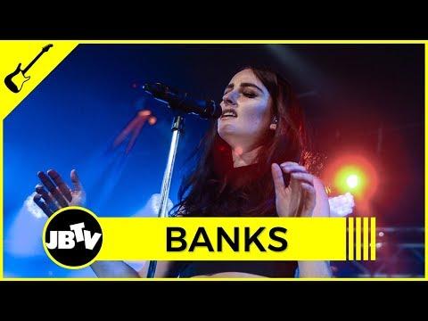 BANKS - Brain | Live @ JBTV