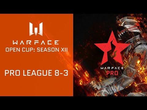Warface Open Cup: Season XII. Pro League 8-3 thumbnail