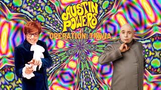 SHAGADELIC, BABY!! | Austin Powers - Operation: Trivia
