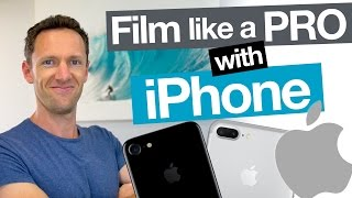 Video How to Film Professional Videos with an iPhone download MP3, 3GP, MP4, WEBM, AVI, FLV Juni 2018