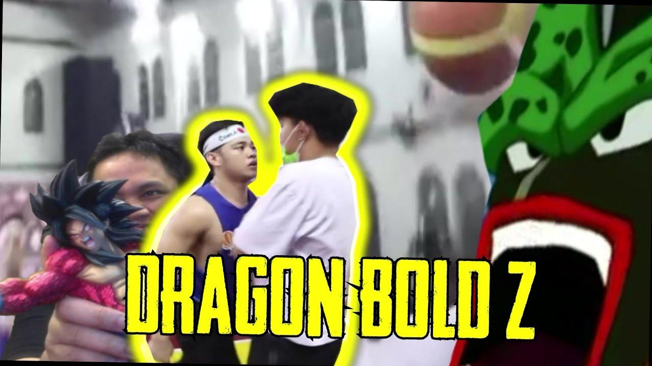 DRAGON BOLD Z - SELL DRAMA SAGA @jonahrenz jacob  @Von Ordona Vlogs
