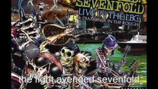 the fight avenged sevenfold diamonds in the rough