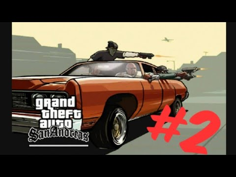 Objednávka Big Smoka | GTA San Andreas #2