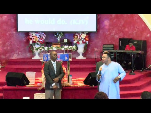 Welcome to 2nd Service, The Glory Encounter: 10 a.m. Session