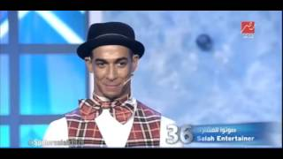 Arabs Got Talent -احمد حلمي مضحك
