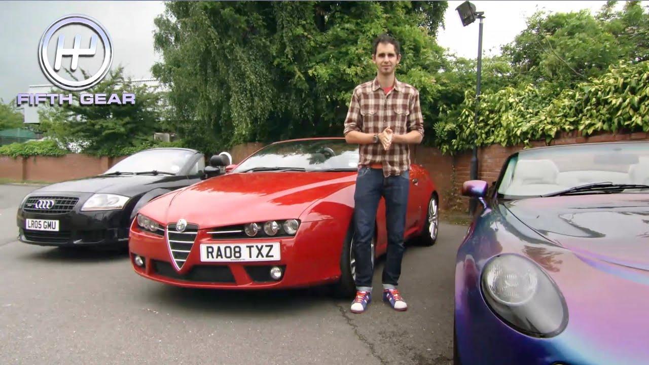 Download Lamborghini cheapskate alternatives    Fifth Gear Classic