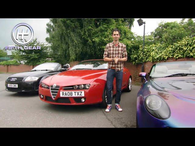 Lamborghini cheapskate alternatives  | Fifth Gear Classic