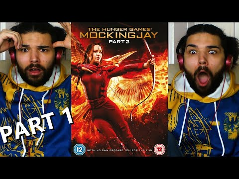 The Hunger Games: Mockingjay PART 2 (2015) | PART 1 | First Time Watching | Reaction