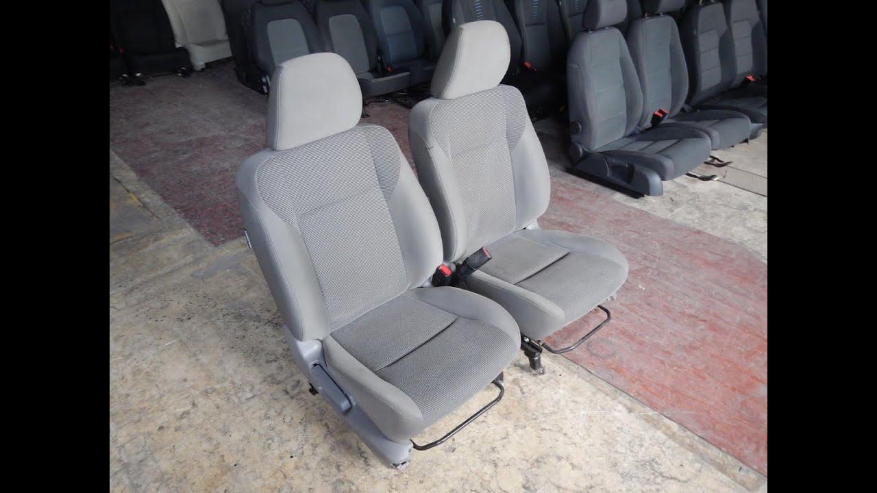 SOTB-1 - Subaru Outback - передние сиденья