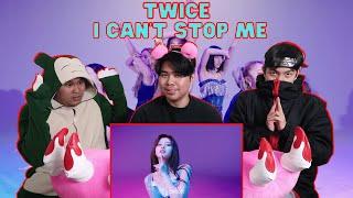 TWICE | I CAN'T STOP ME STUDIO CHOOM REACTION