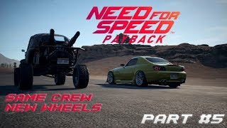 Same Crew New Wheels (NFS Payback Gameplay Part#5)