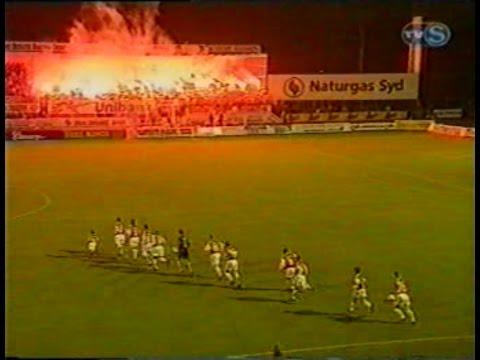 Vejle Boldklub - Brøndby IF 3 - 0 (3-0) 14-03-1997