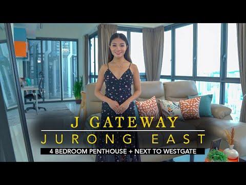 2,024sqft Penthouse next to Jurong East MRT, second CBD! - J Gateway