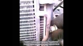 видео Замена радиатора Ford Fusion