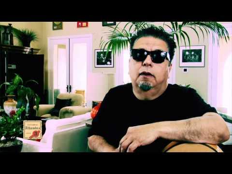 Los Lobos: Cesar Rosas on Alhambra Guitar