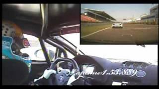 Norbert Michelisz Lamborghini Super Trofeo Hungaroring Race 2 onboard