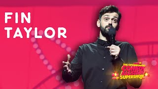 Fin Taylor - 2019 Melbourne Comedy Festival Opening Night Comedy Allstars Supershow