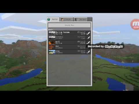 MINECRAFT Survival episode 2#tempat mining plus mining