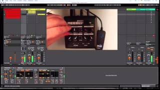 meeblip anode ableton live synth love