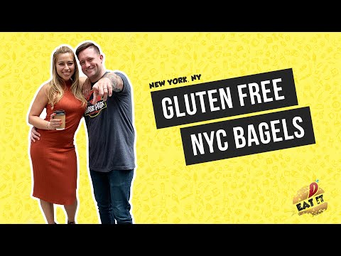 Gluten Free Bagels in NYC | EAT IT takes on Modern Bread and Bagel Location Highlight