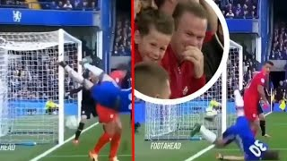 Top compilation / Funny and cool moments in football  #18  / Смешные и крутые моменты в футболе #18