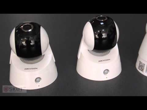 Camera supraveghere IP Wireless HikVision DS-2CD2Q