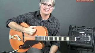 Acoustic Guitar Review - Gretsch G100CE Review