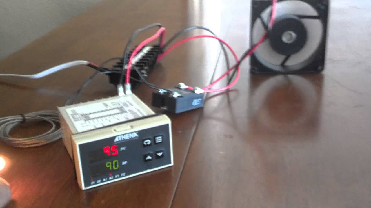 Athena 19 Temperature Controller For My Bbq Smoker Doovi