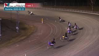 Vidéo de la course PMU PRIX VALKOMMEN TILL DALATRAVGALAN 14 MARS!