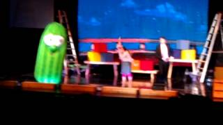 Veggie Tales Live! Endangered Love (Barbara Manatee)