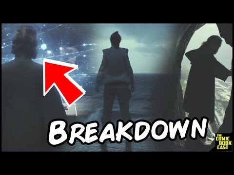 Star Wars The Last Jedi Official Teaser Breakdown & Analysis