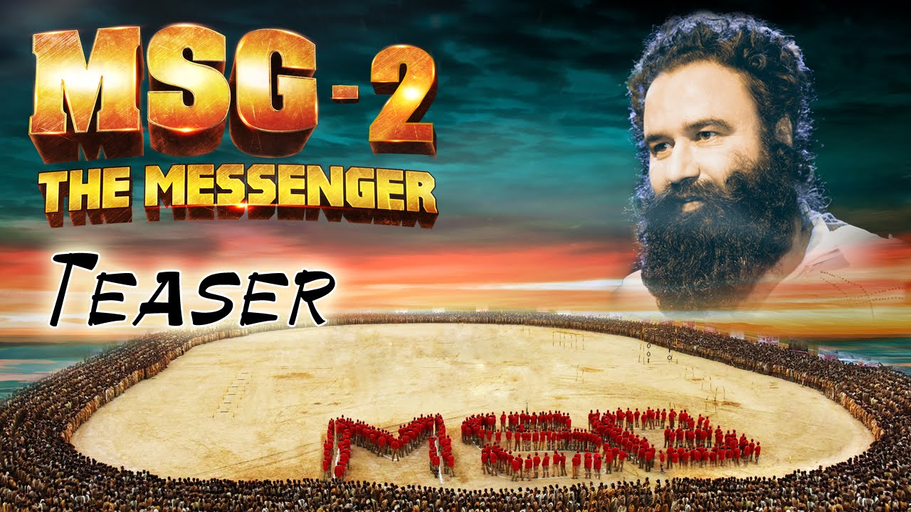 MSG-2 The Messenger | Official Teaser | Saint Gurmeet Ram Rahim Singh Insan