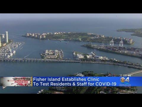 Fisher Island Purchases Coronavirus Testing For Residents
