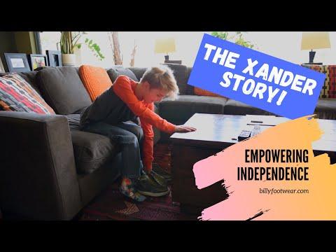 BILLY Footwear User Profile: Xander