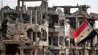 The conflict in Syria: Great Power Politics and Humanitarian Consequences