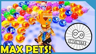 Buying Infinite Pets In Roblox Safe Cracking Simulator