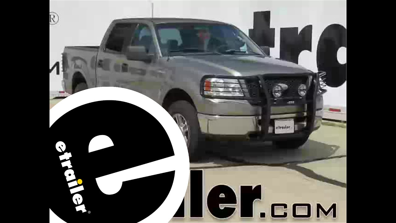 Westin Off-Road Driving Lights Installation - 2006 Ford F-150 ... on