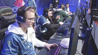 Why LIQUID lost to SECRET with Miracle's standin Shadow